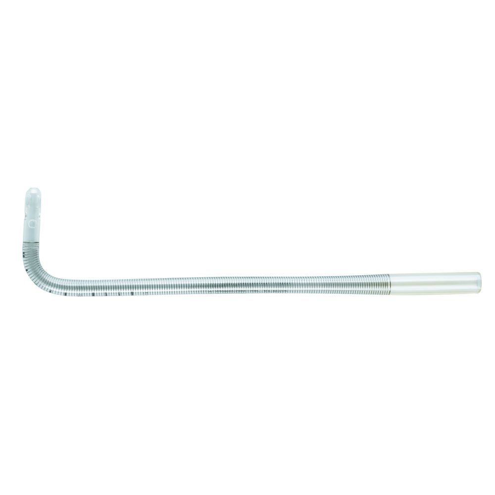 Venous Return Cannulae, Single Stage, Right Angle Lighthouse Tip, Wire-reinforced Tubing, 24 Fr, RV-41024